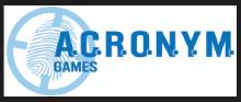 ACRONYM games logo