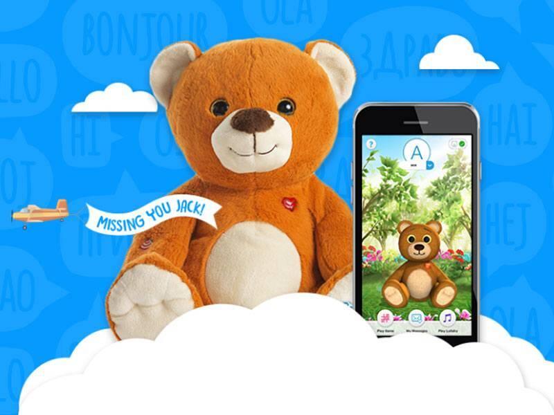 toy fi teddy