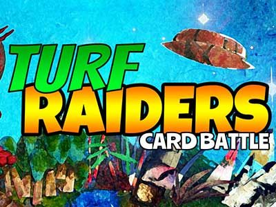 Turf Raiders Card Battle